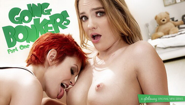 Bree Daniels, Kenna James ~ Going Bonkers: Part One ~ GirlsWay ~ FullHD 1080p