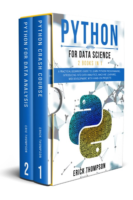 Python for Data Science 2 Book THOMPSON ERICK