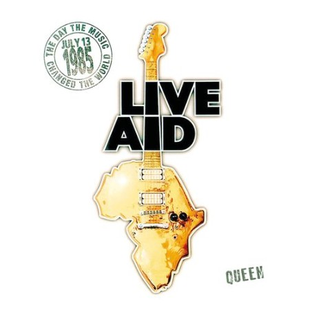 Queen - Queen at Live Aid (Live at Wembley Stadium, 13th July 1985) (2021)