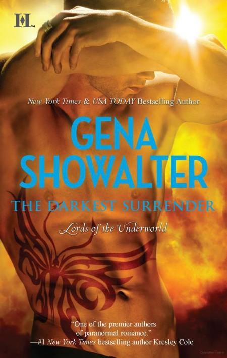 The Darkest Surrender Gena Showalter