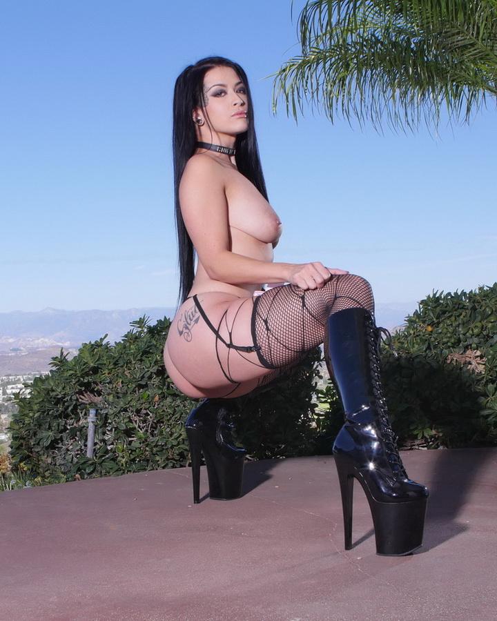 PornstarFisher/CumLouder - Katrina Jade - Raids on pussy [SD 404p]