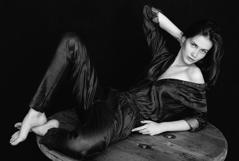 Ханна Кочевска в журнале Keen Magazine / фото 01