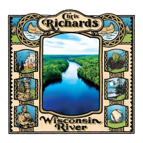 Chris Richards - Wisconsin River (2021)
