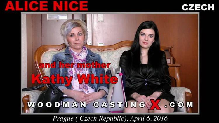 WoodmanCastingX: Alice Nice - Casting X 160 * Updated * [HD|720p|1.81 GB]