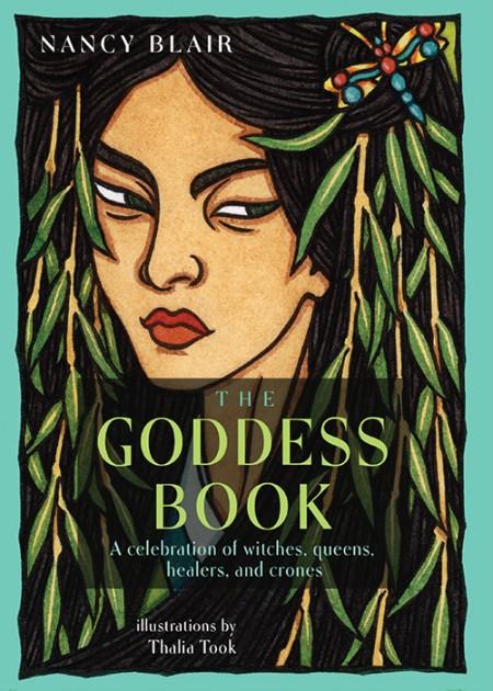 The Goddess Book by Nancy Blair