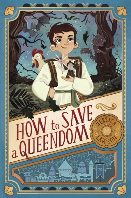 How to Save a Queendom by Jessica Lawson