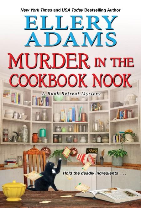 Murder in the Cookbook Nook by Ellery Adams