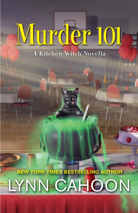 Murder 101 by Lynn Cahoon