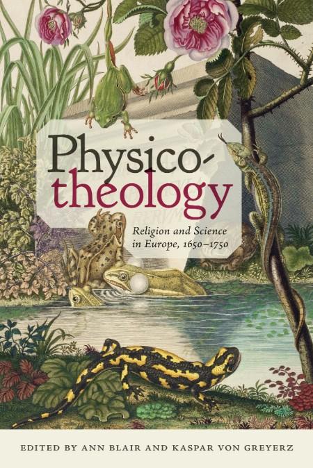 Physico-theology by Ann Blair