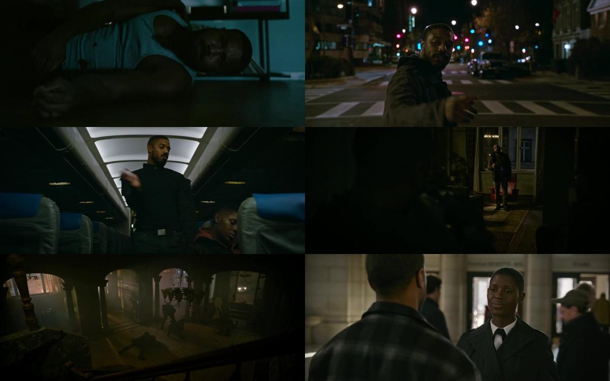 Tom Clancys Without Remorse 2021 1080p WEBRip DD2 0 x264-GalaxyRG