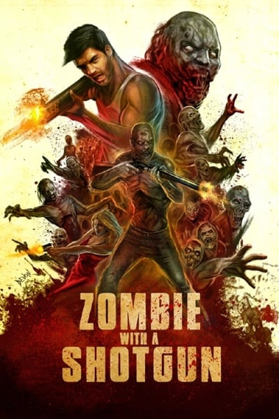 Zombie with A Shotgun 2019 1080p WEBRip x265-RARBG