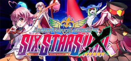 Arcana Heart 3 LOVEMAX SIXSTARS XTEND-PLAZA