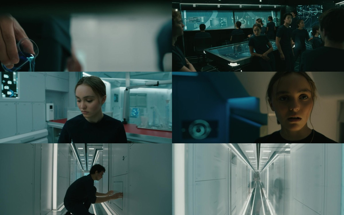 Voyagers 2021 720p WEB H264-RUMOUR