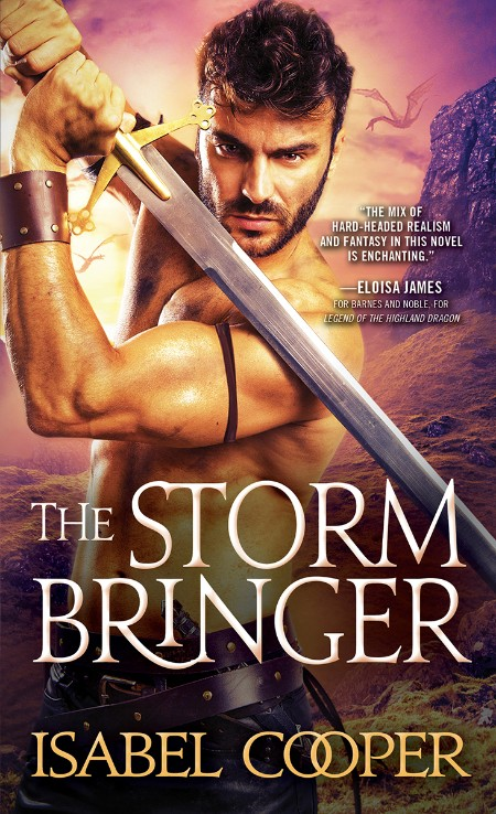 The Stormbringer by Isabel Cooper