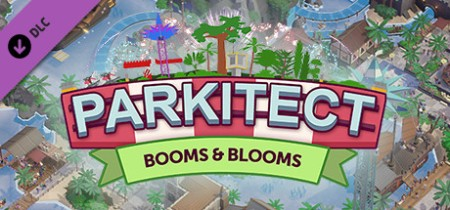 Parkitect Booms and Blooms v1 7t-GOG