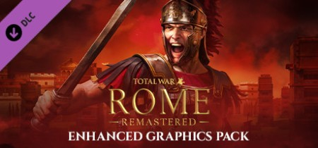 Total War ROME Remastered Enhanced Graphics Pack-CODEX