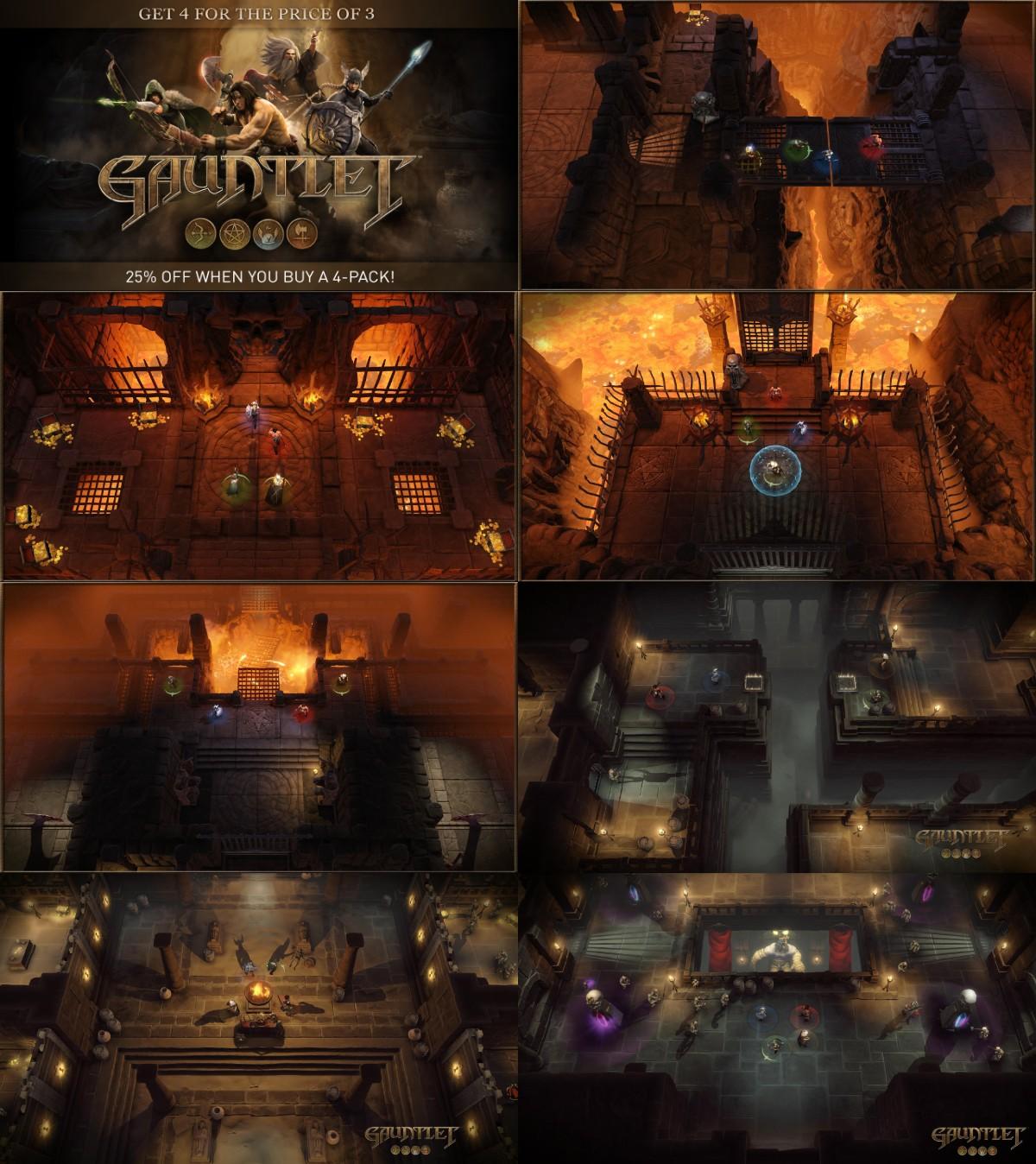 Gauntlet Slayer Edition v1 0b-GOG