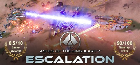 Ashes of the Singularity Escalation v3 00 3-GOG