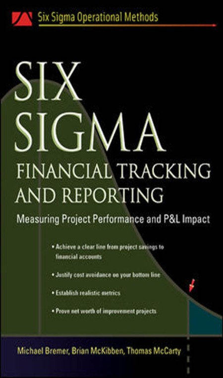 Six Sigma Six Sigma Financial Tracking And Reporting