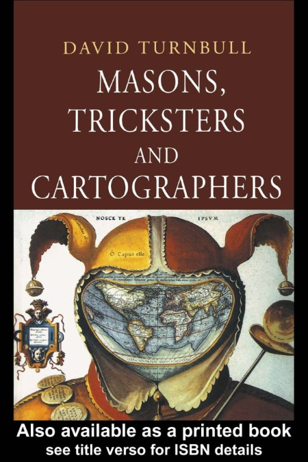 Masons Tricksters And Cartographers