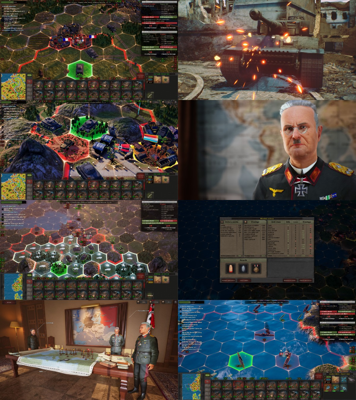 Strategic Mind Blitzkrieg Anniversary-PLAZA