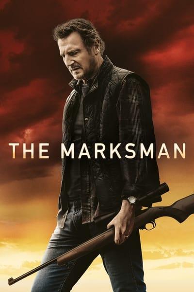 The Marksman 2021 1080p BluRay x264-PiGNUS
