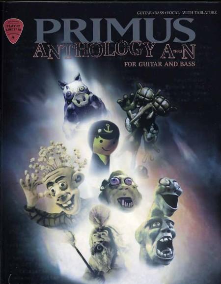 Primus Anthology A Thru N