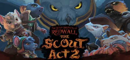 The Lost Legends Of Redwall The Scout Act II-SKIDROW