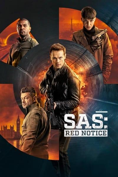 SAS Red Notice 2021 720p BRRip XviD AC3-XVID