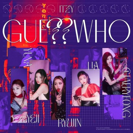 ITZY - GUESS WHO (2021)