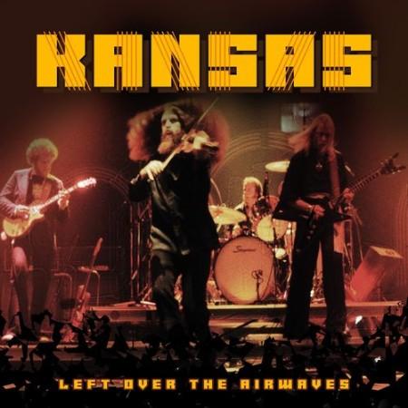 Kansas - Left over the Airwaves (live) (2021)