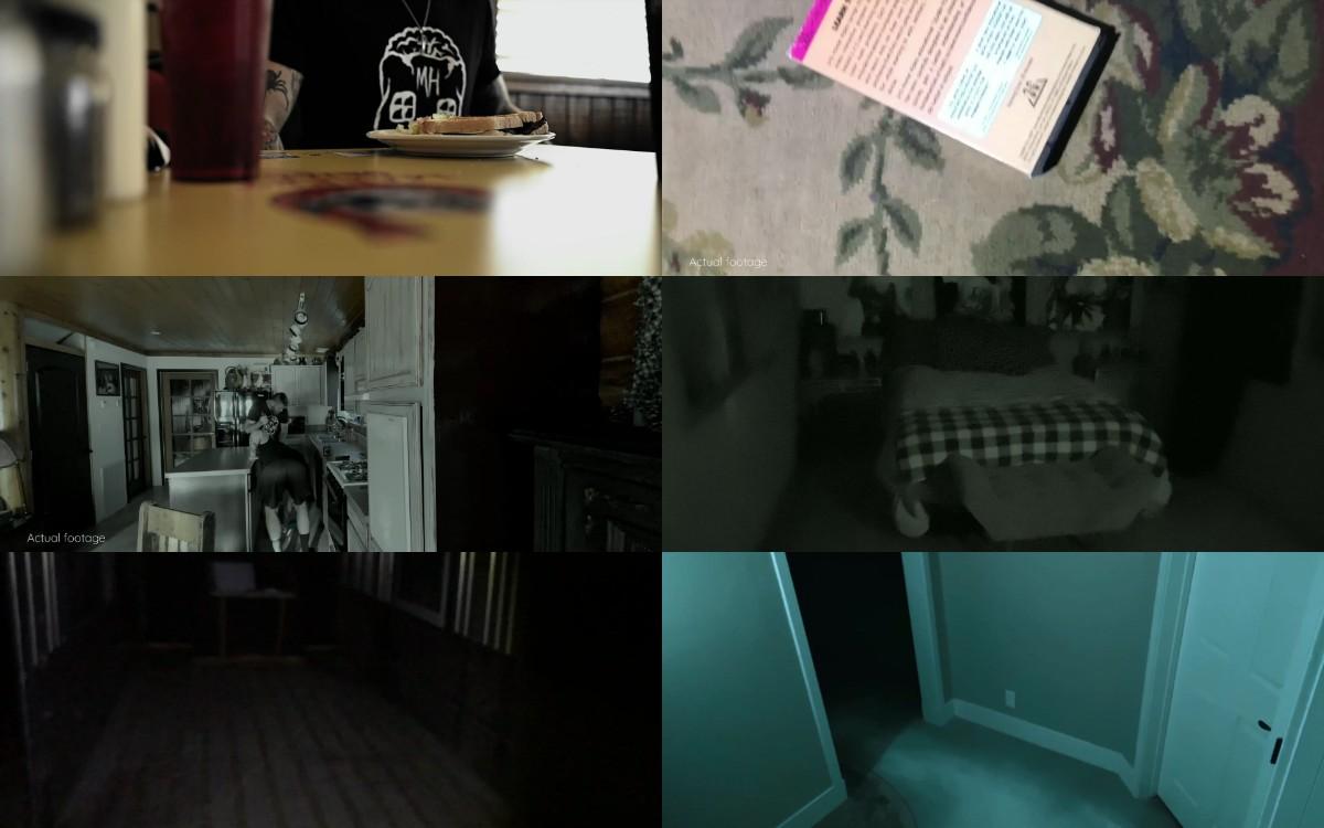 Broken Contact A Poltergeist Story 2020 1080p WEBRip x265-RARBG